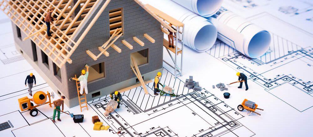 husritningar och husbygge
